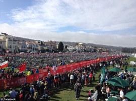 All 2,000 bikes...