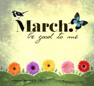 Image result for positive quotes in march